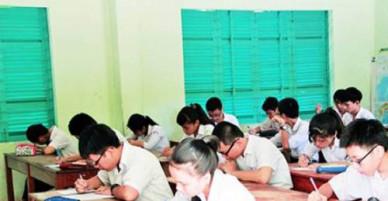 Khánh Hòa: Thay đổi cách tính điểm xét tuyển vào lớp 10