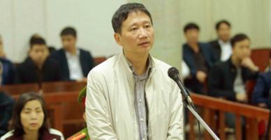 Ông Trịnh Xuân Thanh lại xin được gần vợ con trong lời nói sau cùng
