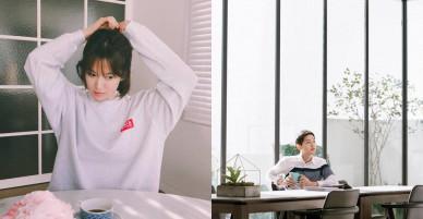 Sau đám cưới, Song Hye Kyo sống thảnh thơi nên trẻ trung như gái 17 tuổi