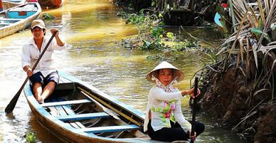 Lịch trình khám phá sông nước Tiền Giang trong 2 ngày Tết