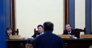 Nhiều vấn đề nóng trong phiên tòa xét xử Trầm Bê, Phạm Công Danh