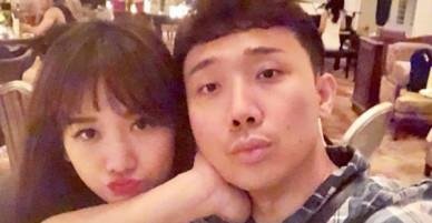 Hari Won gửi lời ngọt ngào nhân dịp sinh nhật Trấn Thành: Mong anh luôn hạnh phúc với em