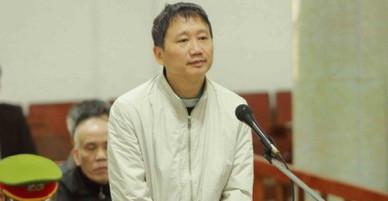 Trịnh Xuân Thanh lần thứ hai nhận án tù chung thân