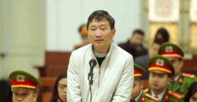 Tuyên án Trịnh Xuân Thanh, Đinh Mạnh Thắng và các đồng phạm