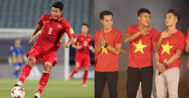 Hà Đức Chinh – Từ siêu quậy đến 'Quý phi' đôn hậu của U23 Việt Nam