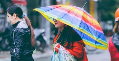 Sài Gòn có thể trở lạnh những ngày giáp Tết, Nam Bộ nhiều nơi 15 độ C