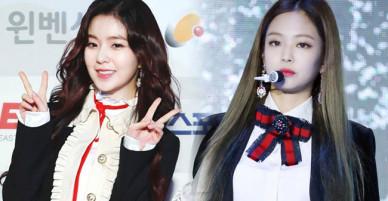 Red Velvet tiết lộ mối quan hệ thân thiết với loạt nữ thần Kpop