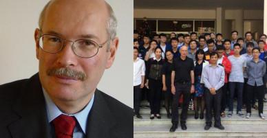 Khi giáo sư hàng đầu thế giới dạy miễn phí tại Việt Nam
