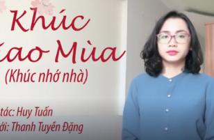 Khúc nhớ nhà: Bản nhạc chế khiến các chị em lấy chồng mà chẳng thể về ăn Tết cùng bố mẹ đẻ rưng rưng nước mắt