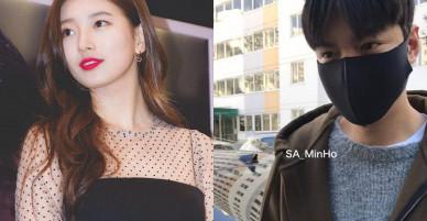 Xôn xao tin Lee Min Ho và Suzy tái hợp sau 1 thời gian ngắn chia tay