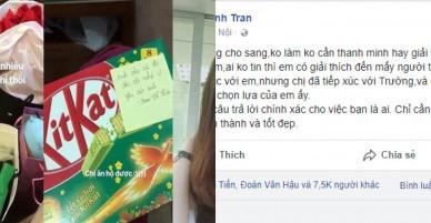 Quản lý của Bùi Tiến Dũng lên tiếng bênh vực bạn gái Xuân Trường khiến dân mạng 'dậy sóng'