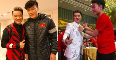 """Đàm Vĩnh Hưng bênh U23 Việt Nam vì """"người hùng cũng không yên thân"""""""