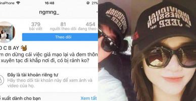 Lên tiếng xin lỗi, nhưng fan vẫn khó lòng bỏ qua hành động 'kém sang' của bạn gái tin đồn Xuân Trường?