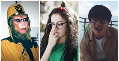 Sao Hoa ngữ bị cận không đeo kính đóng phim: Người thành sạn phim, người khóc không ra nước mắt