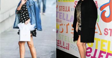 Bầu bí, Miranda Kerr vẫn tỏa sáng tựa nữ thần với giày trong suốt