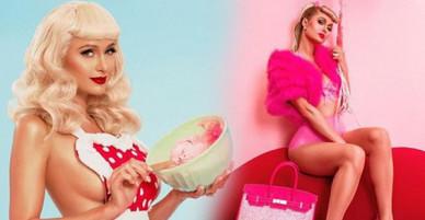 Học hỏi Kim, Paris Hilton câu like với ảnh thả rông vòng 1, khoe body cực gợi cảm chuẩn bị tái xuất