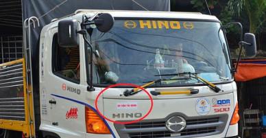 """Truy tố đường dây mua bán logo """"xe vua"""" ở khu vực miền Đông"""
