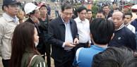 Vụ lật xe khách khiến hàng chục người thương vong: Chủ tịch Đà Nẵng đến hiện trường kiểm tra