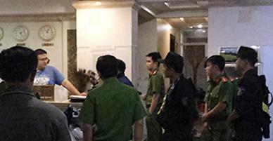 Công an TP HCM kiểm tra hàng loạt khách sạn