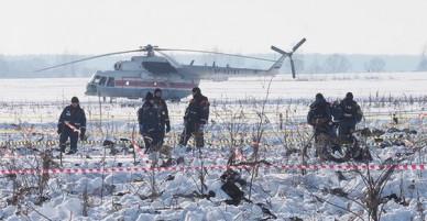 Giả thiết mới về nguyên nhân máy bay An-148 gặp nạn thảm khốc