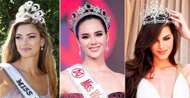 Những hoa hậu đẹp nhất hành tinh từ 2010 đến 2017