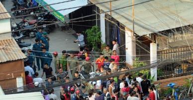 Đã bắt được hung thủ giết 5 người trong gia đình ở TP Hồ Chí Minh