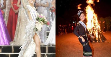 H'Hen Niê và hành trình ý nghĩa trên cương vị Hoa hậu Hoàn vũ Việt Nam