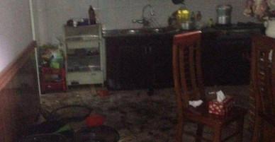 """Đem vật nghi là mìn đến nhà """"tình nhân"""" rồi kích nổ"""
