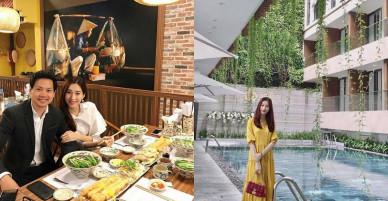 Hoa hậu Đặng Thu Thảo chính là bà bầu hot nhất showbiz Việt năm 2018
