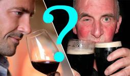 Uống rượu tái mặt và đỏ mặt – Ai mới đích thực là cao thủ tửu lượng cao?