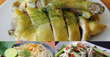 Cách chế biến món ăn ngon từ thịt gà luộc dư ngày Tết vừa nhanh vừa dễ