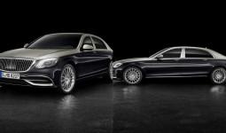 Diện kiến Mercedes-Maybach S-Class 2019