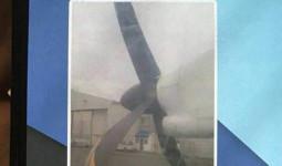 Hình ảnh cuối cùng của chiếc máy bay tử thần trong tin nhắn hành khách: Cầu trời cho mọi người có chuyến bay an toàn