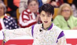 Những khoảnh khắc khiến bạn không thể ngừng yêu hoàng tử sân băng Nhật Bản Yuzuru Hanyu