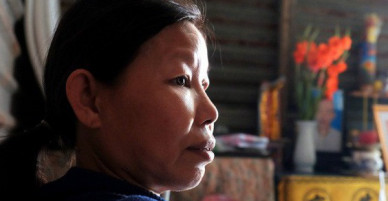 Người mẹ nghèo hiến tạng con trai lớn cứu 6 người đón cái Tết ly hương bên con út