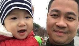 Ông bố Hà Nội kể lại giây phút thót tim thấy tử thần mang con đi