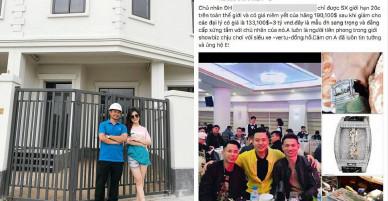 """Choáng với nhà cửa, """"siêu đồng hồ"""" đắt đỏ sao Việt mạnh tay sắm Tết"""