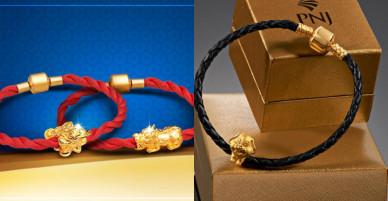 Chọn trang sức vàng đón tài lộc cho năm mới