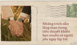Những trích dẫn lãng mạn giúp bạn khởi đầu một năm mới đầy yêu thương