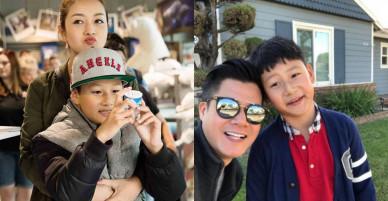 Quang Dũng mua nhà triệu USD mừng sinh nhật con trai Bảo Nam