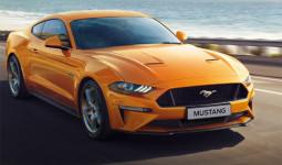 Ford Mustang 2018 bản nâng cấp sắp trình làng