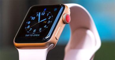 Apple Watch 3 hàng tân trang giá rẻ hơn 50 USD