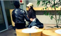 Vợ chồng Kim Tae Hee đầu năm sang Tokyo du lịch