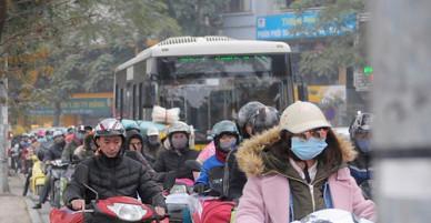 Ngày đầu đi làm, Bắc Bộ đón gió mùa đông bắc, Hà Nội còn 14 độ C