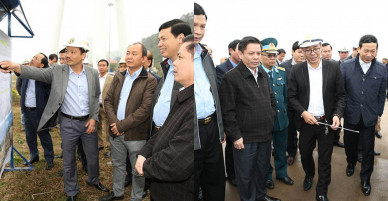 Bộ trưởng GTVT khen Quảng Ninh giỏi kéo đầu tư hạ tầng giao thông