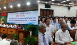 Chủ tịch TP.HCM: Lãnh đạo phường-xã, thị trấn nói phải đi với làm