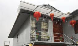 Nhà làm từ container được vạn người mê ở Hải Dương