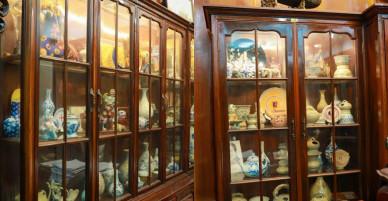 """Thăm phòng làm việc với bộ sưu tập cổ vật đồ sộ của """"Táo Quy Hoạch"""""""