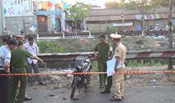 TP.HCM: Nam thanh niên tử vong cạnh xe máy với vết cắt sâu ở cổ