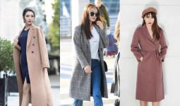 'Bỏ túi' 5 cách phối đồ với áo khoác dạ dáng dài cực kì sành điệu, thanh lịch cho hội chị em